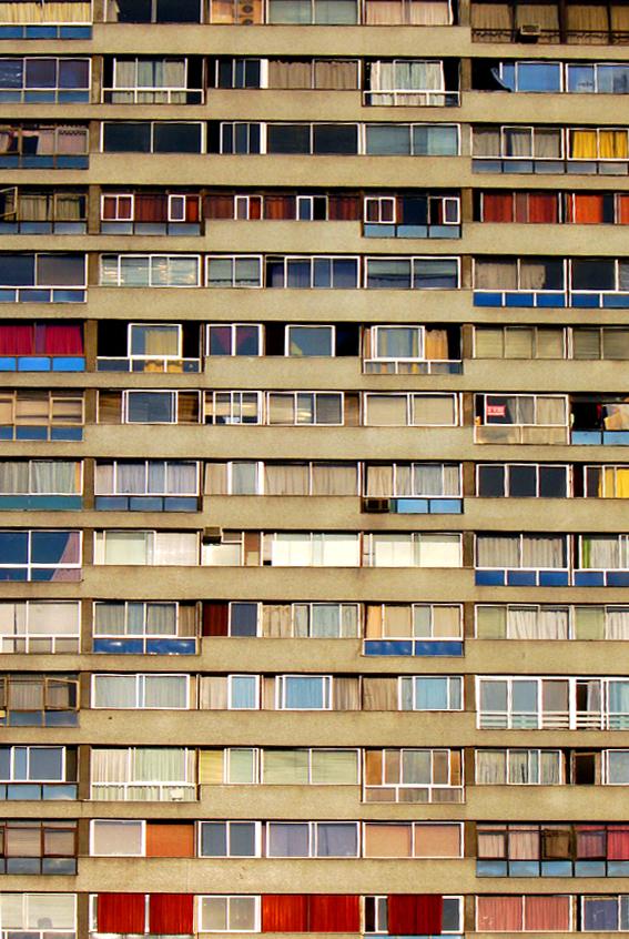 X fibras x Y edificios = ¿?   Foto cortesía de alvazer