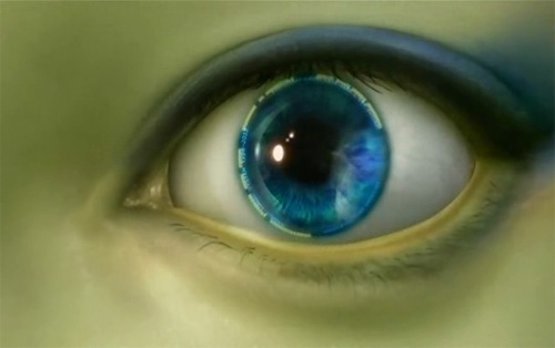 Gynodroid Eye