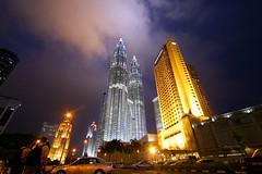 マレーシアのビルディング