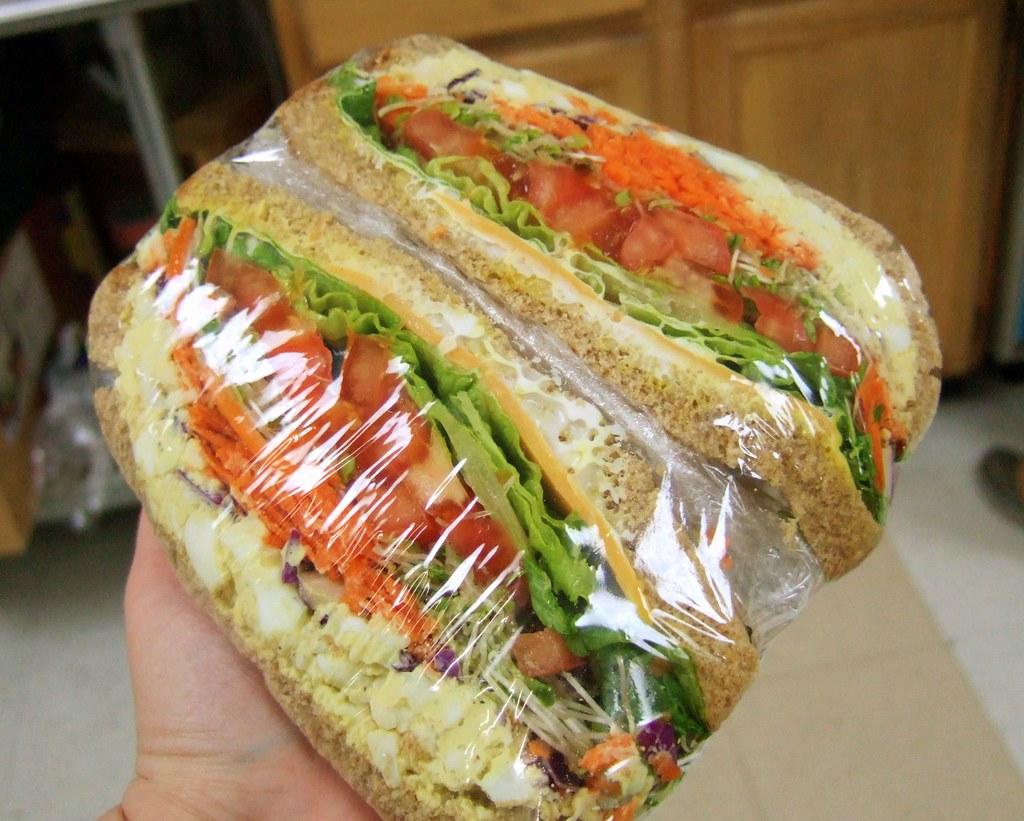magical sandwich up-close