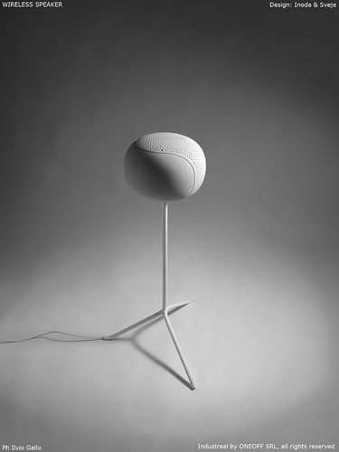 Wireless Speakers by Industreal