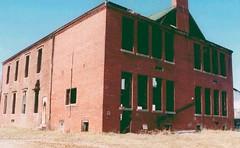 Birdseye High School bldg (Gsanvin) Tags: memory only schools gyms razed
