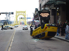 Accident (Cher0213) Tags: pittsburgh accident pennsylvania caraccident cher0213 pittsburghpennsylvania