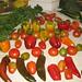 Chiriqui Fair Vegetables