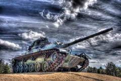 HDR Tank (Lawrence Whittemore) Tags: world deleteme5 deleteme8 sky usa deleteme deleteme2 tree deleteme3 deleteme4 deleteme6 deleteme9 deleteme7 clouds america army freedom lawrence interestingness war saveme4 saveme5 saveme tank saveme2 military w unitedstatesofamerica wwii interestingness1 bangor maine worldwarii ii hdr i500 freedomonyourterms lawrencew