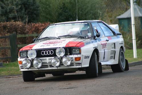 Audi proslavlja 30.-u godišnjicu quattro
