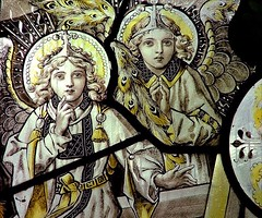 Angels for England (Simon_K) Tags: christmas xmas baby love glass beautiful beauty angel happy catholic peace norfolk noel host angels merry catholicism bethlehem christmaseve stable heavenly nativity 1000 christmasday dawkins adoration choirs shepherds wisbech scruton rogerscruton richarddawkins awayinamanger norfolkchurches walsoken thegoddelusion littletownofbethlehem englandanelegy rightwingphilosophers onceinroyaldavidscity