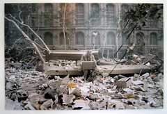 the day after the tragedy (Sheena 2.0) Tags: sculpture usa america us newjersey worldtradecenter 911 hamilton nj mercer jersey twintowers wtc september11 mapprinclude groundzero sculptures mercercounty mappr groundsforsculpture gfs libertypark doublecheck jsewardjohnson jsj njunguessed njunguessedd susanmeiseles thedayafterthetragedy johnsonatelier sheena20 allrightsreservedsheenachi sheenachi