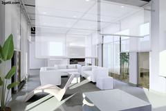 flexible-curtain-system (ciancaleone) Tags: urban architecture modern studio design interiors contemporary interior architect interactive genetic electonic