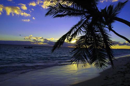 Sunrise at Playa Bavaro, Punta Cana por Space Ritual, en Flickr