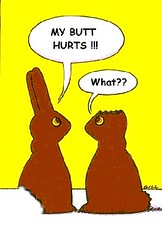 Happy Easter! (becklectic) Tags: happy what 100 happyface nocat worldtrekker