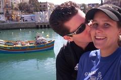 Linda in Malta