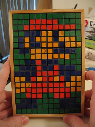 Rubik Mario