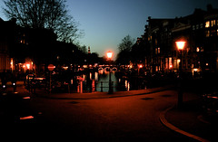 Amsterdam by Night 2/2 (from) Tags: amsterdam night twilight nightshot keizersgracht