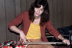 Eddie Van Halen Backstage (Taylor Player) Tags: people music man detail men closeup musicians portraits person photography 1 alone colorphotography performingarts guitars rockmusic instrument americans famouspeople males northamericans personalities prominentpersons whites eddievanhalen van adults halen guitarists rockandroll oneperson guitarplayer vanhalen individual musicalinstruments caucasian stringedinstruments closeupview onepersononly halflengthportraits halflengthportrait electricguitars