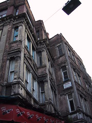 Classic Ottoman-era homes (birdfarm) Tags: city freeassociation türkiye citylife istanbul ottoman İstanbul tukey ottomanarchitecture ottomanempire
