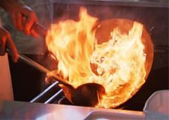 Firey Wok (Andrew Dyer) Tags: england film fire nikon fuji flames 321 flame thai advert fujifilm product andrewsphotos fujinph400 c41 productphotography nph400 f601 fujipro400h nikonf601 colournegativefilm istillshootfilm