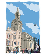 All Saints, Oxford (Now Lincoln College Library) (Martin Beek) Tags: art church architecture illustration digital artwork graphic drawing churches drawings historic oxford illustrator portfolio vector oxfordshire studies artworks digitalmedia printsanddrawings martinbeek oxfordshirechurches graphicworks oxfordshirechurchillustrations drawingsandprints martinbeekprintsanddrawings oxfordartweeks2008 oxfordcentralartweeks southoxfordcoimmunitycentre martinbeek artweeksoxfordshire lordharriesofpentregarth martinbeekdrawingsandprints thedrawingsofmartinbeek martinbeeksprintsanddrawings drawingsandgraphicwork martinbeekdrawings drawingswatercoloursandprints