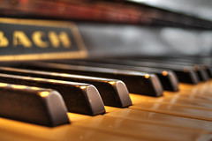 Piano taken by  Andreas Reinhold