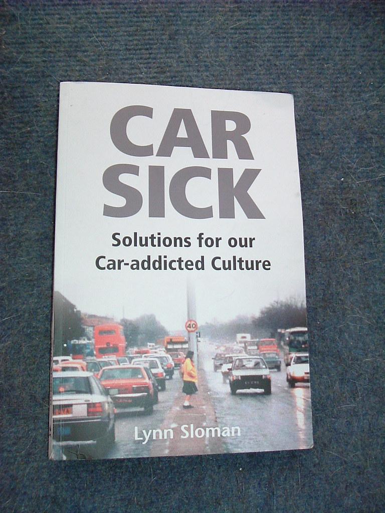 car sick by lynn sloman