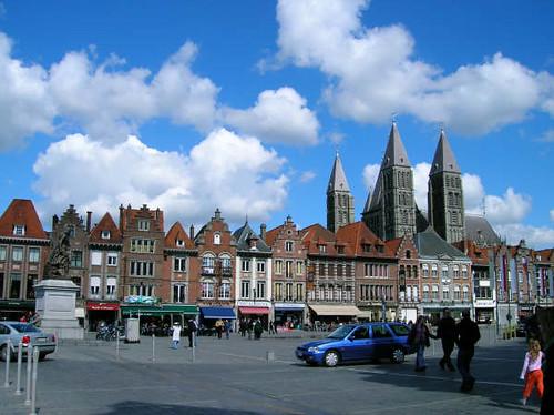 Tournai by girolame, on Flickr