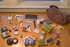 inside my bag (fensterj) Tags: 20d interestingness purse joleen handbag interestingness56 mystuff canon2470mml insidemybag interestingness94 i500 dumpedout explore01may06