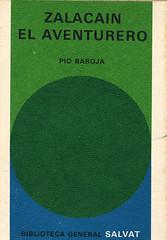 Pío Baroja, Zalacain el aventurero