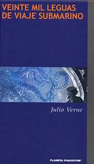 Julio Verne, Veinte mil Leguas de viaje submarino