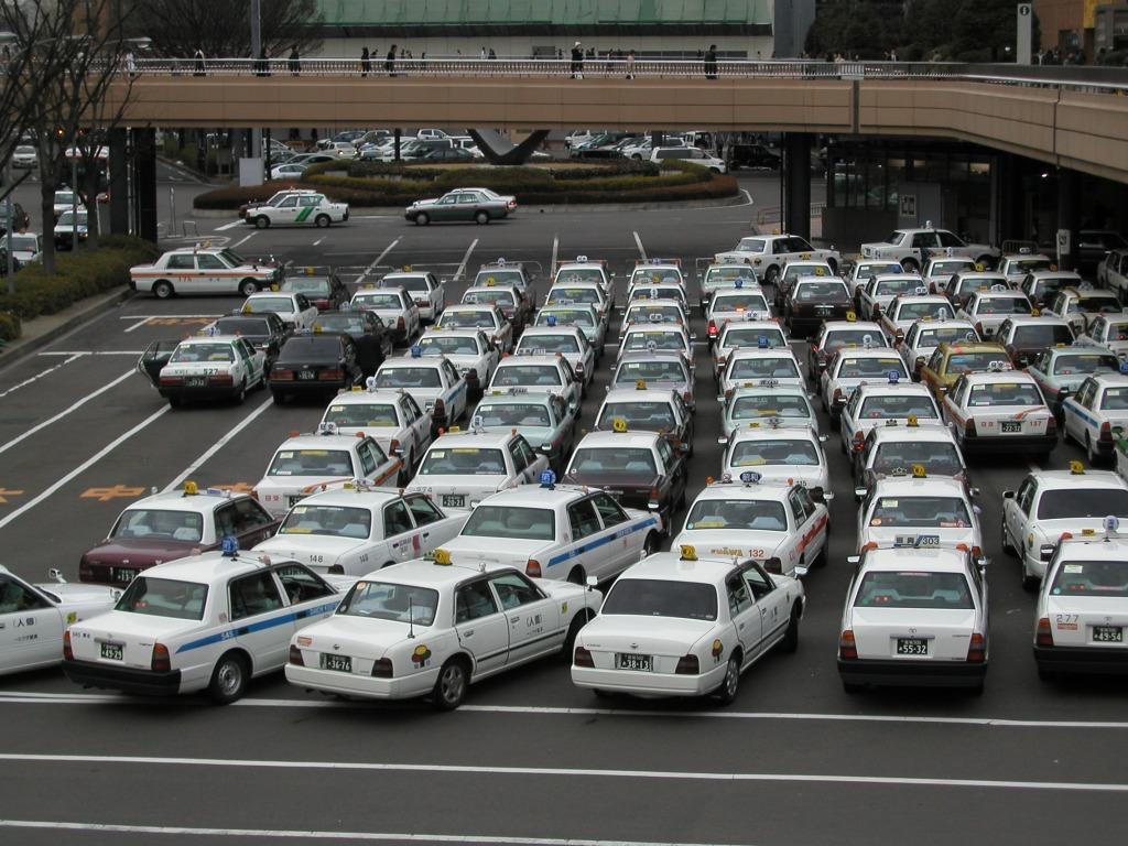 Taxis del Mundo...Fotos