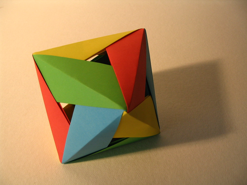 The World's Best Photos of origami and poliedro - Flickr ... - photo#47