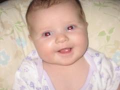 Chubb Rock! (Bella's Mommy) Tags: apple cheeks