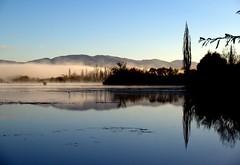 P4149816 (Sam's Exotic Travels) Tags: newzealand mist clouds sam interior nz southisland sams cromwell travelphotos lakedunstan samsays samsexotictravelphotos exotictravelphotos samsayscom