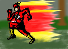 The Flash - by opk