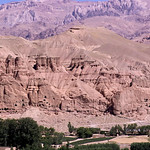 Bamyan in the afternoon