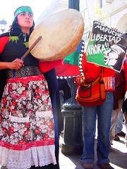 Mapuche Woman / Mujer Mapuche