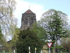 St. Mary's Church, Stretton, Burton on Trent