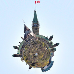 Parliament Hill Planet - by manitou2121