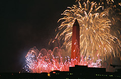Inauguration (melanie.phung) Tags: monument washingtondc fireworks washingtonmonument melaniephung