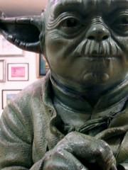 Loi de l'attraction - création délibérée - Yoda