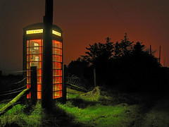 A call from the past to the present (lev) Tags: windows light red green grass night lights interestingness phone telephone been1of100 bt hdr telephonebox k6 britishtelecom 1500v60f sirgilesgilbertscott x3exp explore13may winnerflickrsweekly50contest