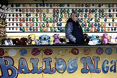 No Free Game (|Shrued) Tags: game nycpb animals brooklyn balloons coneyisland