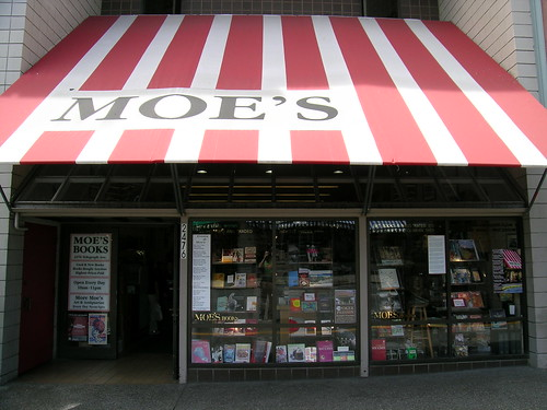 I still pass Moes on my way to class every morning.  Next year will be their 50th year of business.