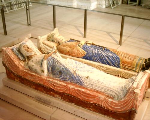 Eleanor of Aquitaine and King Henry II