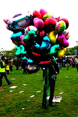 Balloons (Dave Gorman) Tags: uk london balloons fairground balloon fair funfair eastend bethnalgreen eastlondon mela e2 weaversfield baisakhim