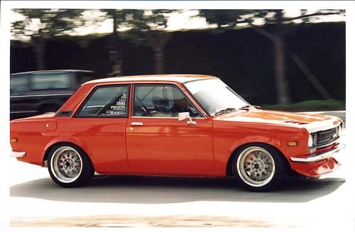 Datsun 510 1969