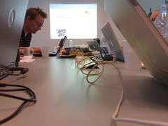 Blogging at work
