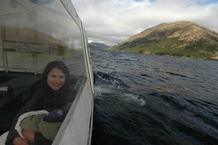 Loch Shiel Cruises (gazcook) Tags: road blue sky mountains monument water golden scotland lock eagles isles glenfinnan cruises invernessshire shiel a830