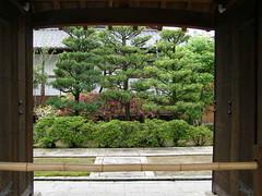 Myoshinji Temple, Kyoto
