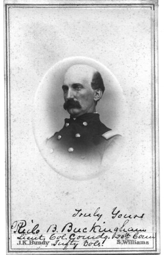 Lt. Col Philo B. Buckingham