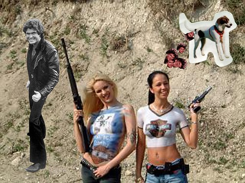girls with guns images. Girls with Guns